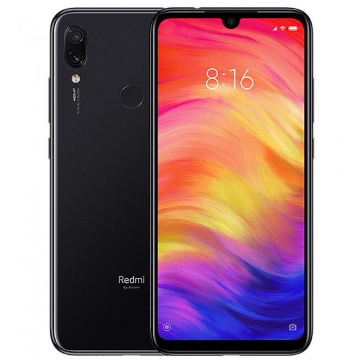 Смартфон Xiaomi Redmi Note 7 3/32 Gb (черный/black)
