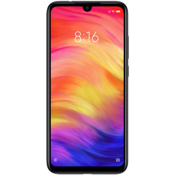 Redmi Note 7 4-64GB Black